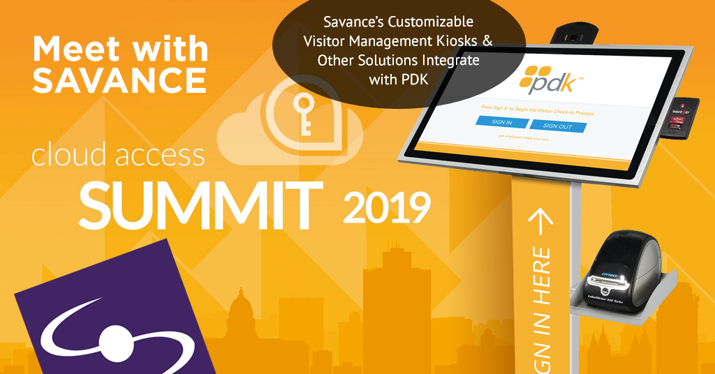 Savance to Attend the PDK Access Summit 2019